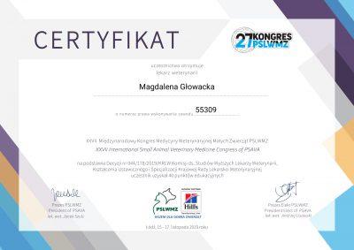 Certyfikat PL Wet-1